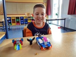 Lego in der Ganztagsschule